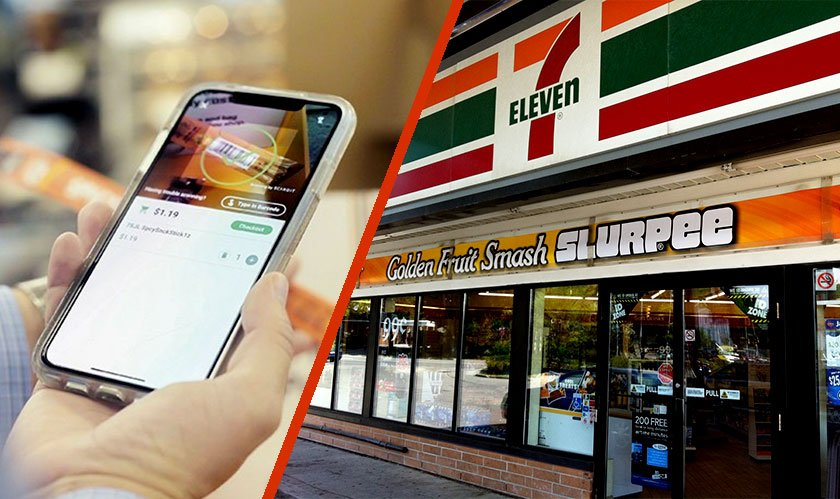 7-11 The next retailer to test cashier-less stores