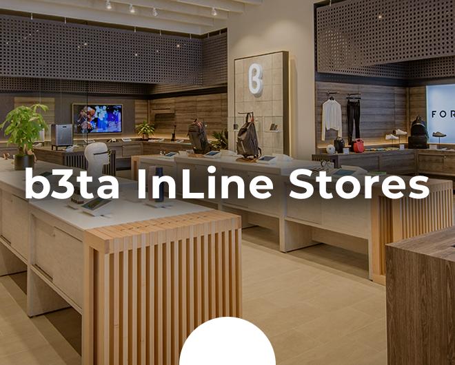 b8ta InLine Stores